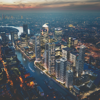Canary Wharf is the World's First Commercial Centre to be Awarded Plastic Free Communities Status by Surfers Against Sewage