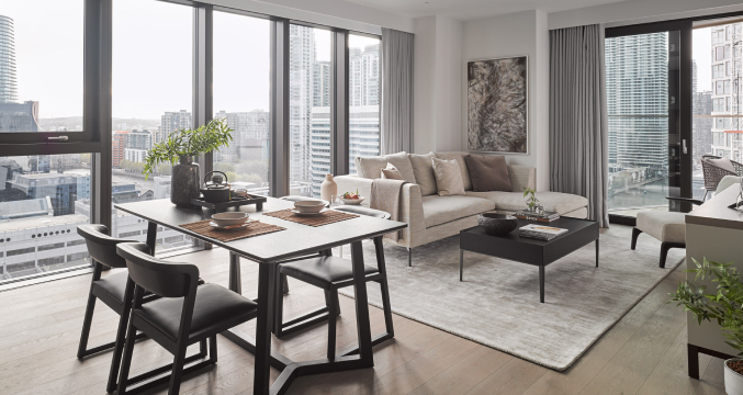 Wood Wharf Welcomes First Residents