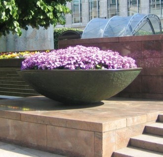 Philip Jackson & SOM: Bronze Bowls
