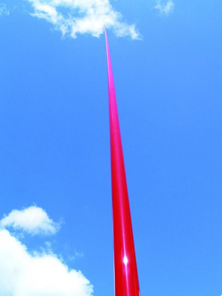 Ron Arad: Windwand