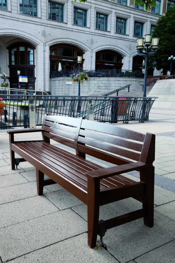 Wales & Wales: Benches