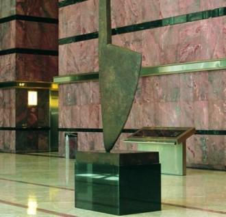 William Turnbull: Blade of Venus