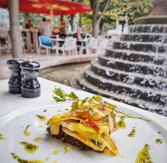 Café Brera Terrace