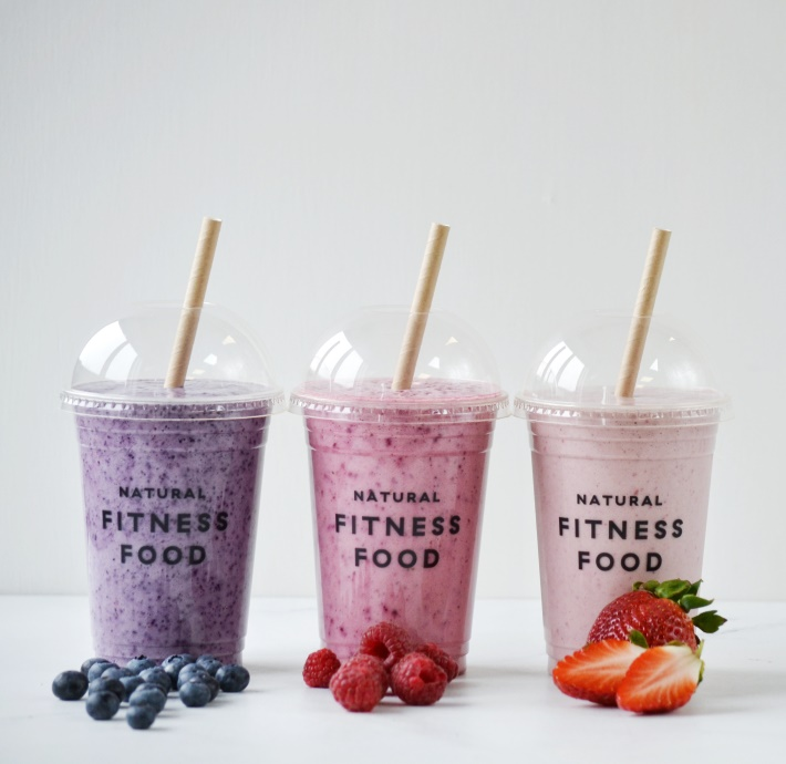 Natural Fitness Food