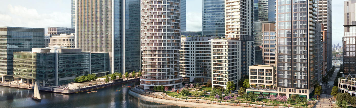 Wood Wharf Comes To Life