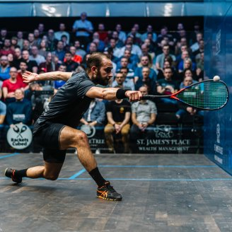 What's On at Canary Wharf: Squash Classic 2020