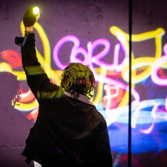 Canary Wharf's Winter Lights Festival Adds Second [d]arc Award to the Mantelpiece