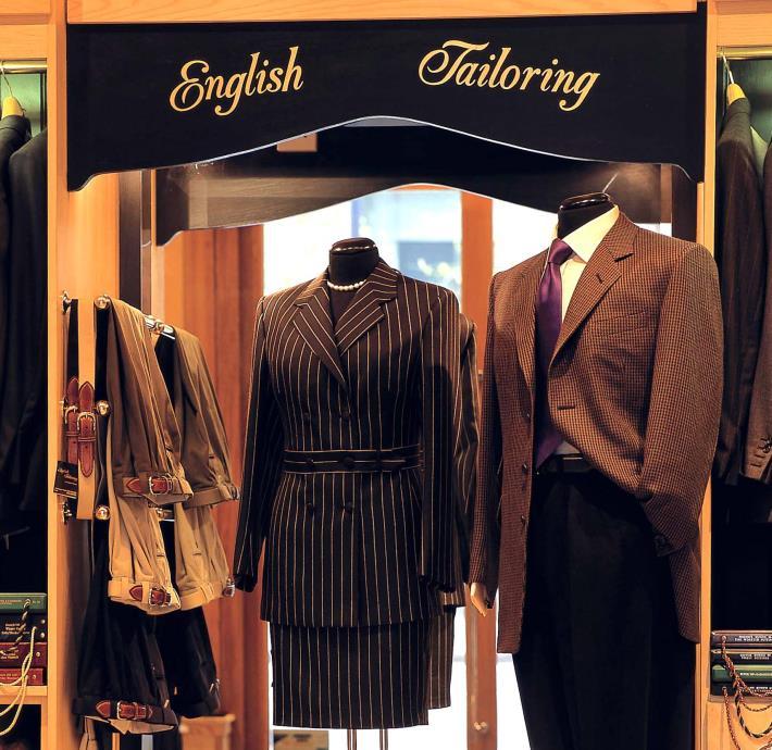 English Tailoring