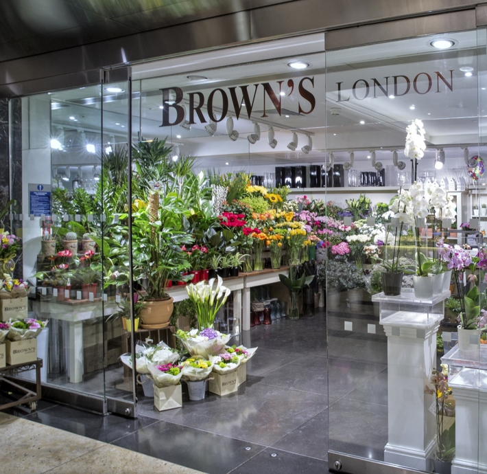 Brown's London