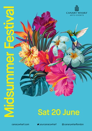 Click here to download the Midsummer Festival leaflet