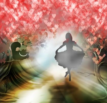 Let's All Dance presents Alice in Wonderland