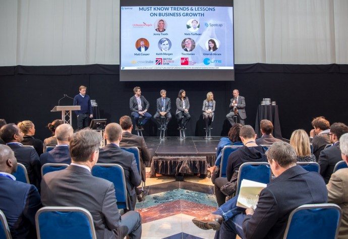 From the event archives: The Business Funding Show 2020