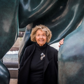Q&A with Helaine Blumenfeld OBE
