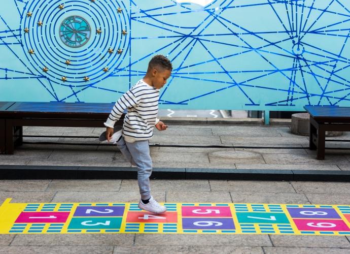 Children's Floor Games