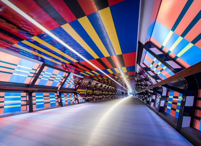 Captivated by Colour: Camille Walala