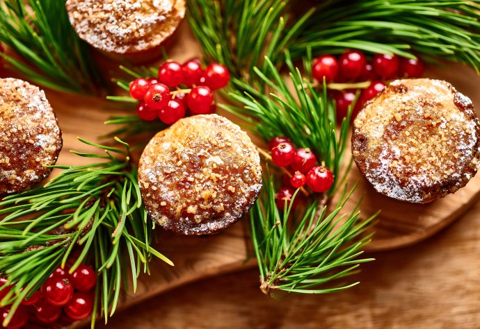 Parties of Christmas Past: Fabulous Food for Festive Events