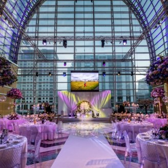 Say 'I do' to East Wintergarden's New Wedding Package