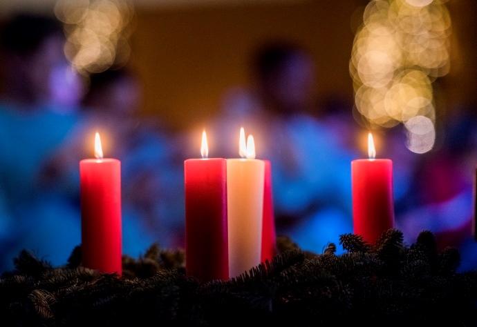 Carols & Candles Service