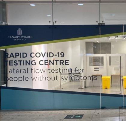 Covid-19 Rapid Testing Centre