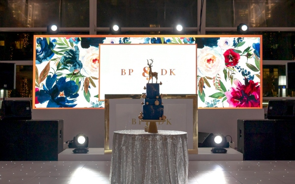 Falling in Love with Weddings at East Wintergarden