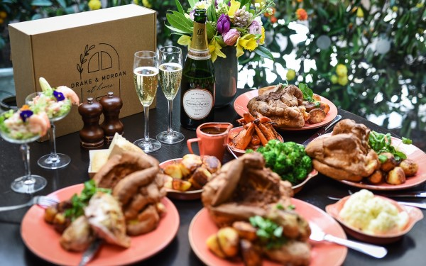 Mother's Day Dining Ideas