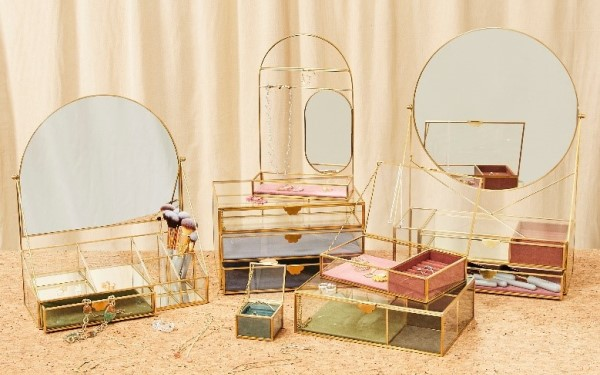 Oliver Bonas, Jewellery Boxes, Starting from £19.50