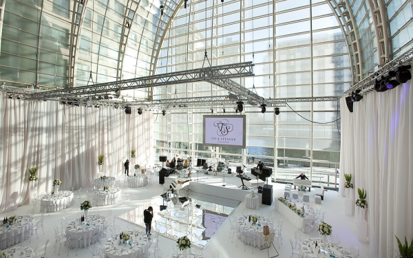 7 Ways to Use East Wintergarden's Event Spaces