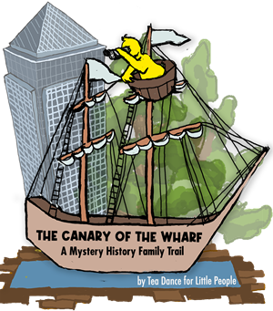 Canary Wharf Family Trail