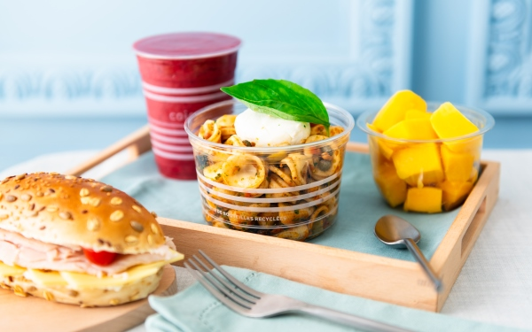 Bonjour! Cojean's healthy fast food has arrived in Canary Wharf