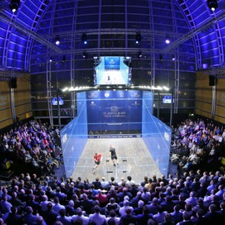 Save the date: The Canary Wharf Squash Classic is back!