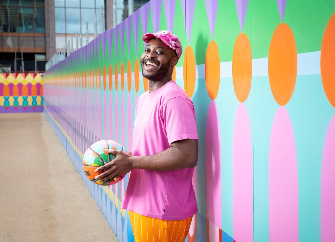 Yinka Ilori: Be The Best You Can Be