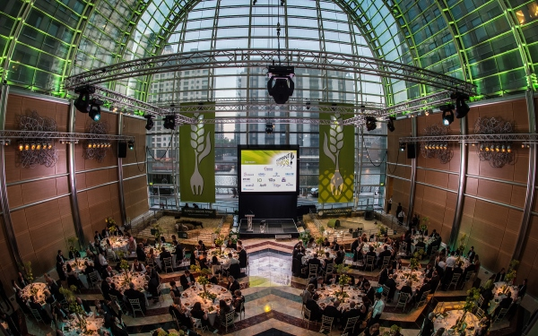 Hosting Sustainable Events at East Wintergarden