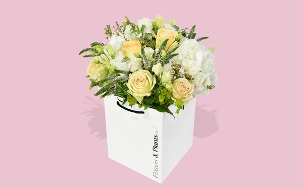 Neighbourhood florist Flowers & Plants Co. opens in Canada Place