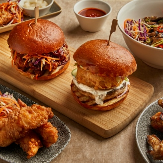Try the Best of Korean and American Flavours at Seoul Bird