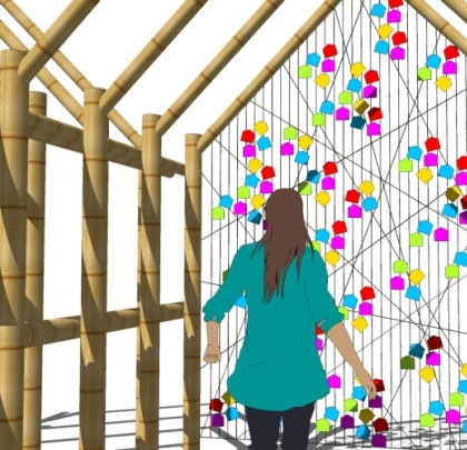 Bamboo Pavilion of Care & Workshop