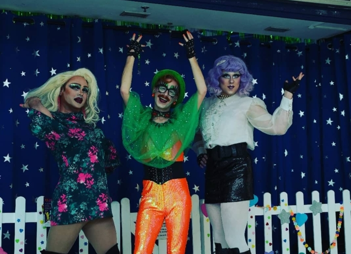 Summer Family Festival: CLIP Theatre's Big Drag Storytime
