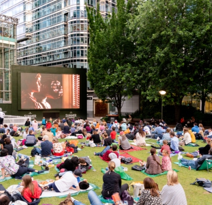 Summer Family Festival: Father's Day Film Club