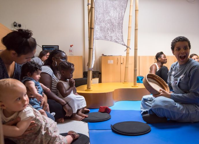 Summer Family Festival: Music and Mindfulness with Spitalfields Music