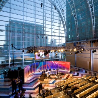 Lights, camera, action! Everything to know about filming at East Wintergarden
