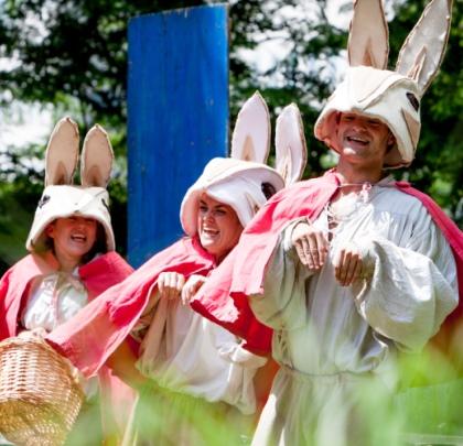 Summer Family Festival: The Tale of Peter Rabbit & Benjamin Bunny