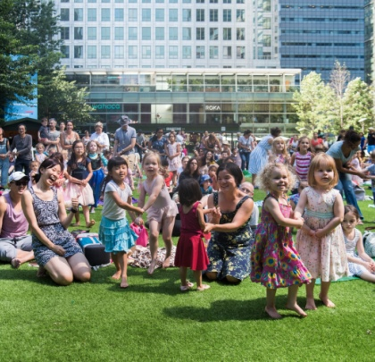 Summer Family Festival: West End Weekend