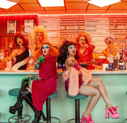 Strictly Come Drag Queens