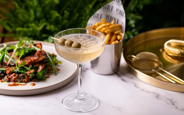 10 New Eateries to Try at Canary Wharf this Autumn