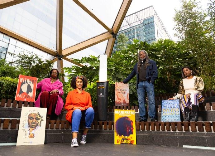 Black Britain: Writing Back with Bernardine Evaristo