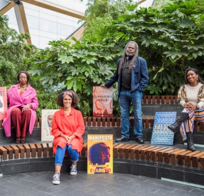 Black Britain: Writing Back – Readings and Panel Discussion
